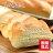 【拿破崙先生×隱藏美食】冰心牛奶維也納軟法麵包 (6入)×奶香十足的發酵奶油再加上顆粒感的台灣砂糖× 0