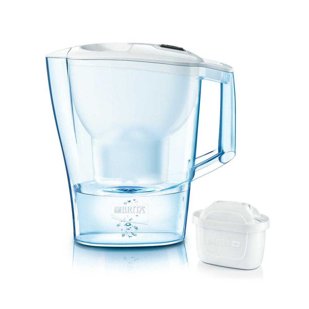 【BRITA】德國進口 Aluna 愛奴娜淨水器/淨水壺/濾水壺3.5L(含1支濾芯) 生活日用品