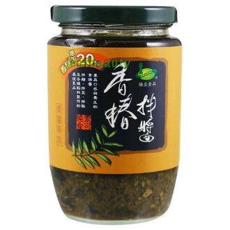 美綠地 香椿拌醬 330G 純素(素食可用) - 限時優惠好康折扣