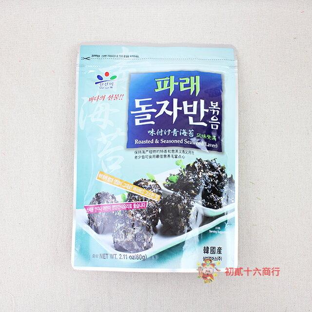 【0216零食會社】新鮮味韓國海苔酥60g