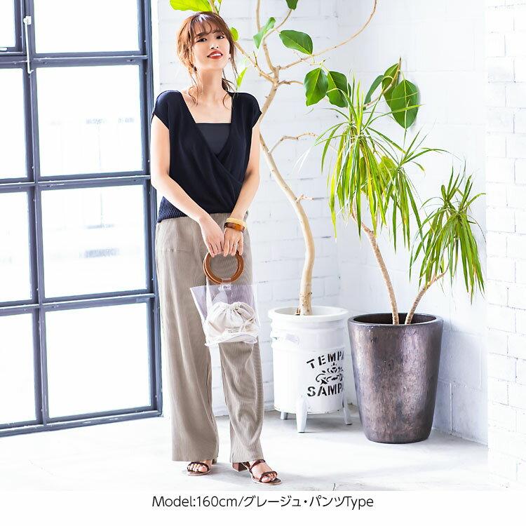 日本Kobe lettuce /  夏季親膚針織長褲 長裙  / -m2496-日本必買 日本樂天直送(2380) 4