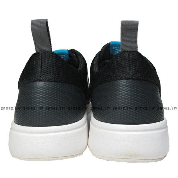 《限時特價799元》 Shoestw【64M1HO61BL】PONY復古慢跑鞋 黑藍 軟Q 男款 3