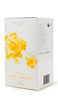 有機洋甘菊花茶~英國漢普斯敦有機茶~香草花果系列~皇家洋甘菊~Hamstead Tea - London
