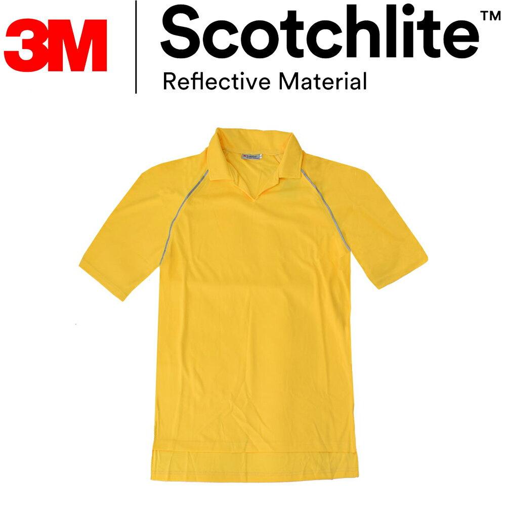 反光360度前短後長排汗透氣 衫~大 3M Scotchlite~Safetylite~滿