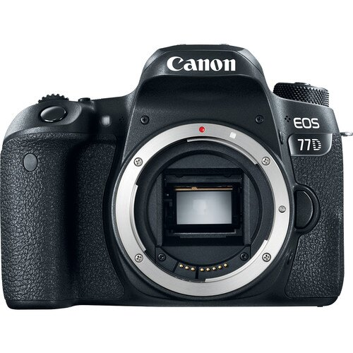 Canon EOS 77D DSLR Camera (Body Only) 1892C001 0