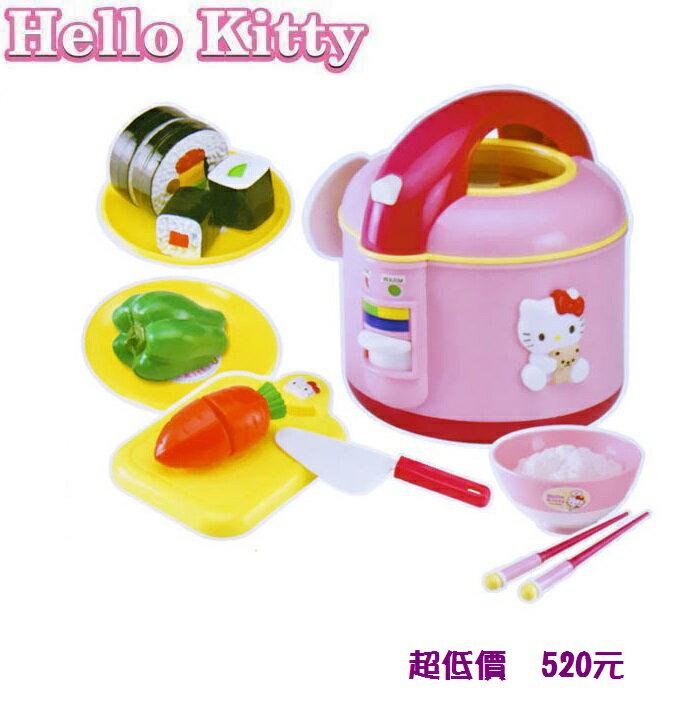 *美馨兒* Hello Kitty -KT炊飯組 520元