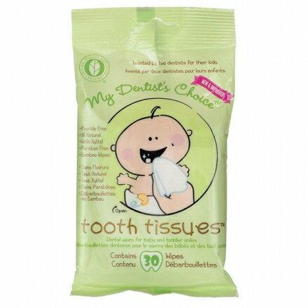 《★美國My Dentist's Choice》 潔牙巾 美國代購 平行輸入 溫媽媽