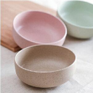 美麗大街~D106032213~日式 大公碗小麥米飯碗 家用微波爐餐具碗套裝 泡麵碗