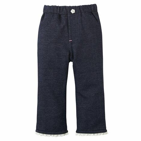 【NISSEN】童裝 輕柔絎縫長袖內衣 1