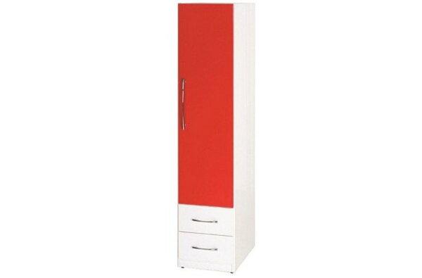【石川家居】822-02(紅白色)衣櫥(CT-109)#訂製預購款式#環保塑鋼P無毒防霉易清潔