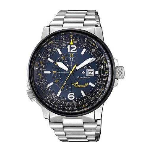 CITIZEN 美國海軍藍天使Blue Angels聯名款光動能腕錶/BJ7006-56L