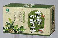 教師節禮物推薦到社頭鄉農會 芭樂心葉茶隨身包  (2g*30包)不含咖啡鹼  飲品 寶島179