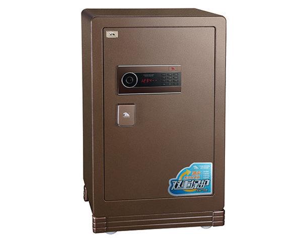 聚富商務型保險箱(70BQ)金庫防盜電子式密碼鎖保險櫃