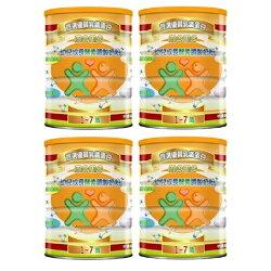 momo 幼兒成長酵素調製奶粉(1600g×4罐)