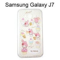 美樂蒂手機配件推薦到美樂蒂透明軟殼 [杯子蛋糕] Samsung J700F Galaxy J7【三麗鷗正版授權】就在利奇通訊推薦美樂蒂手機配件