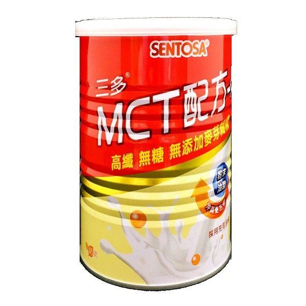 三多MCT配方-F高纖無糖無麥芽糊精250G瓶◆德瑞健康家◆
