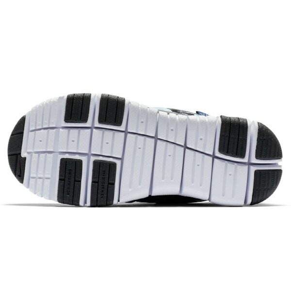 Shoestw【343738-428】NIKE DYNAMO FREE 童鞋 毛毛蟲 中童鞋 藍灰水藍 可凹折 3