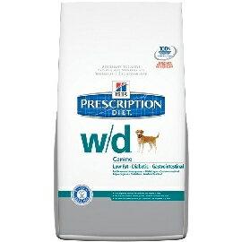 希爾思處方飼料w/d 犬用1.5kg