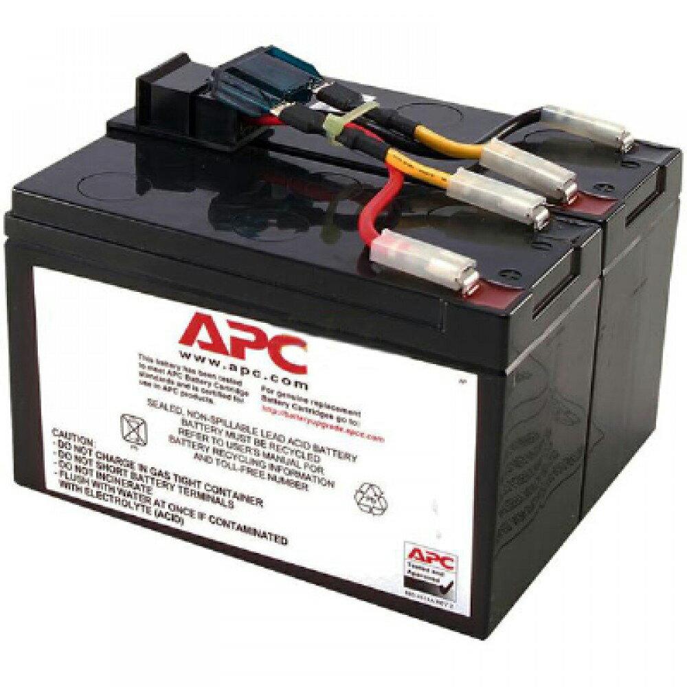 APC RBC48 原廠 UPS 專用電池 (適用 SMT750TW)