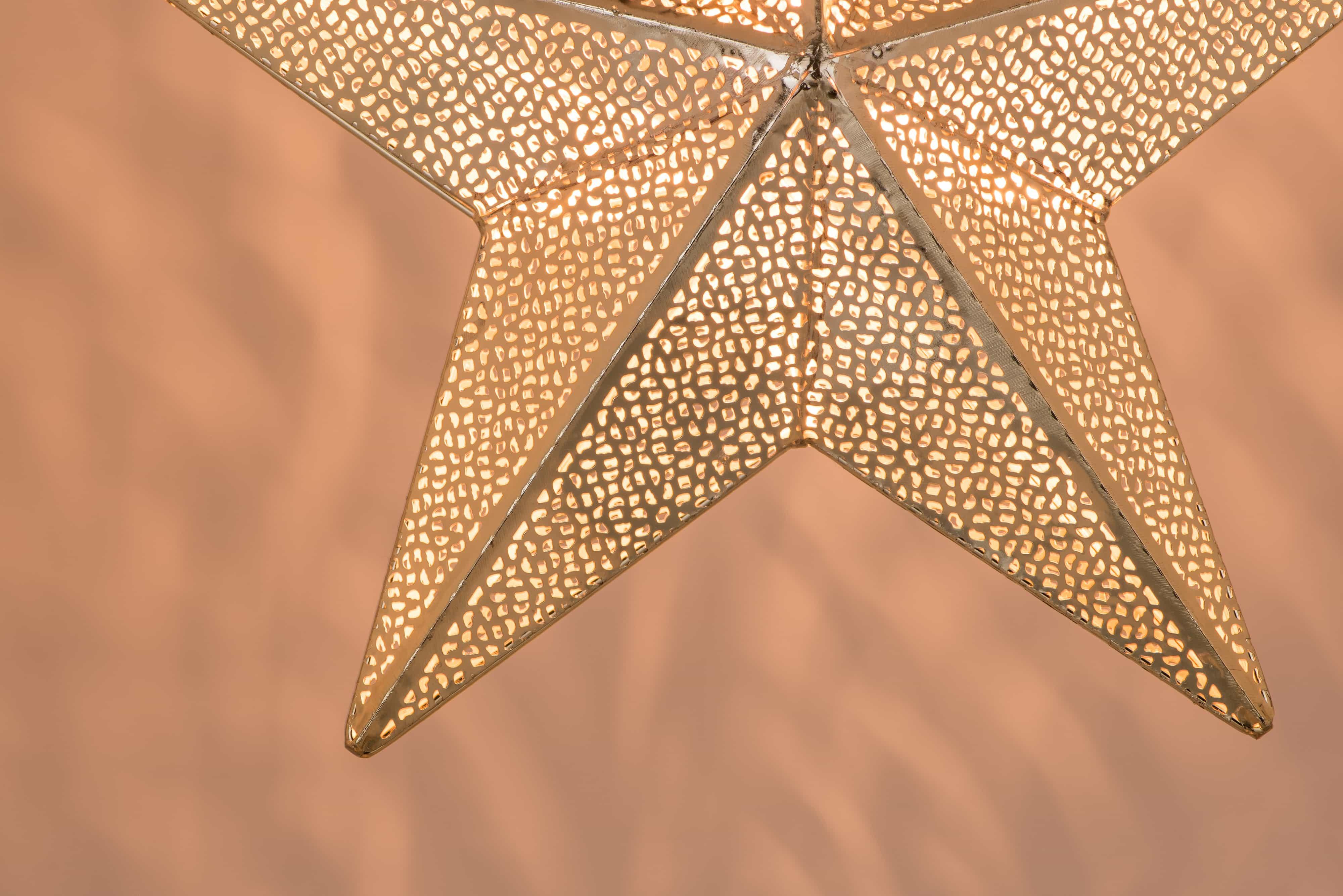 新鮮貨 青銅星星吊燈-BNL00073 1
