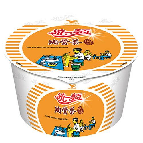 統一麵 肉骨茶風味 93g/碗
