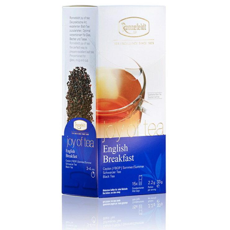23000  Joy of Tea 英國早餐茶 耳掛式 茶包 紅茶包