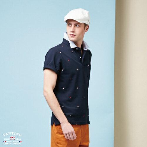 【FANTINO】男 / 女配件 天然纖維棉麻材質鴨舌帽(白)539203 1