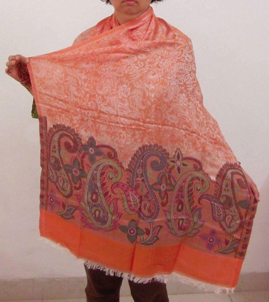 ^~印度 製品^~ 超柔軟手感 超輕薄 手織圍巾 喀什米爾羊絨cashmere  絲