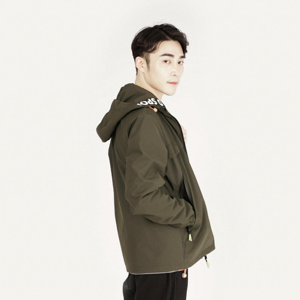 【FANTINO】外套(男)-墨綠 945343 3