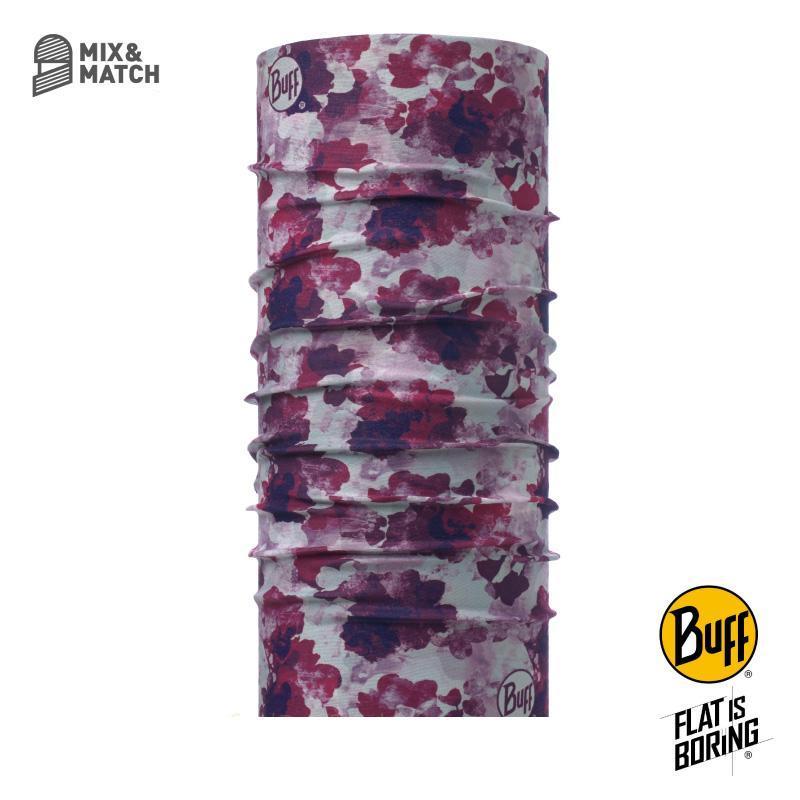 ├登山樂┤西班牙 BUFF 經典頭巾 - 幻紫羅蘭 # BF115199-619