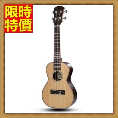 ☆烏克麗麗ukulele-21吋澳大利亞紅松木合板夏威夷吉他四弦琴弦樂器5款69x33【獨家進口】【米蘭精品】