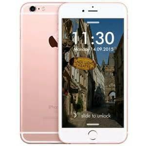 【Teng Yu 騰宇】福利品未開通※Apple iPhone 6S Plus 64GB 1200 萬像素 玫瑰金 金色 5.5 吋(下標送專屬保護殼)