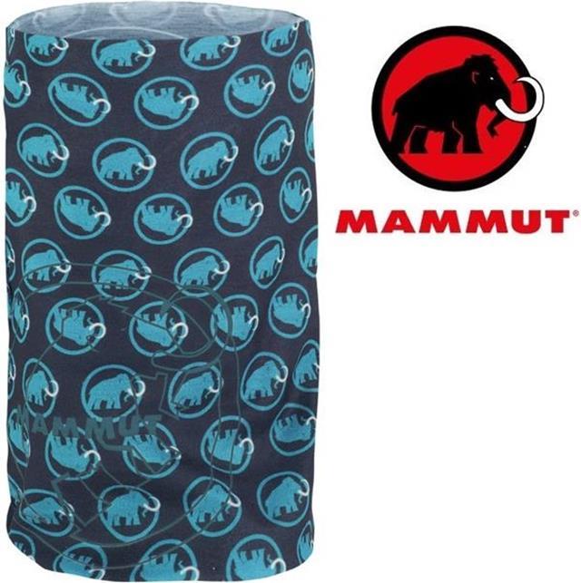 Mammut 長毛象 透氣排汗頭巾 Zion 1090-03591 5867海洋藍