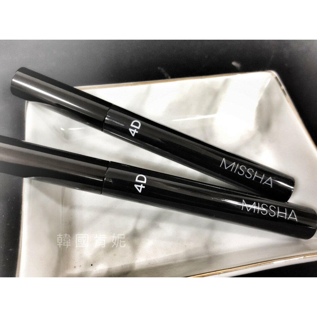 韓國 MISSHA 3D / 4D 立體睫毛膏 捲翹 睫毛膏 7g