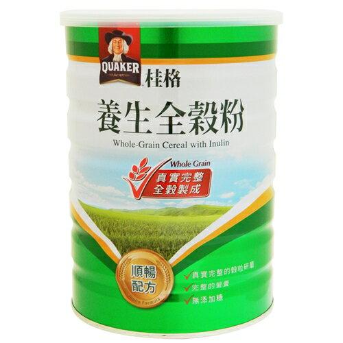 桂格養生全穀粉-順暢(奶素) 600g【合康連鎖藥局】