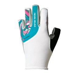 【7號公園自行車】PEARL IZUMI W229-2 女性抗UV厚墊9分指手套