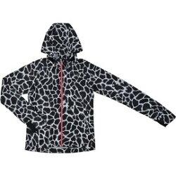 零碼L出清5折 ASICS 日本亞瑟士 女款 背部保暖風衣外套 XXM068-9001 黑