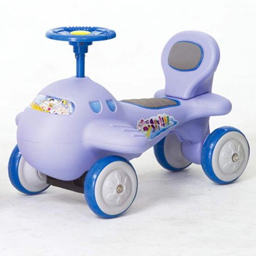 【兒童用具】親親Ching Ching飛機學步車(兩色可挑選)