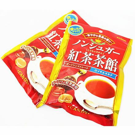 【敵富朗超巿】Kanro甘樂 紅茶茶館糖 - 限時優惠好康折扣