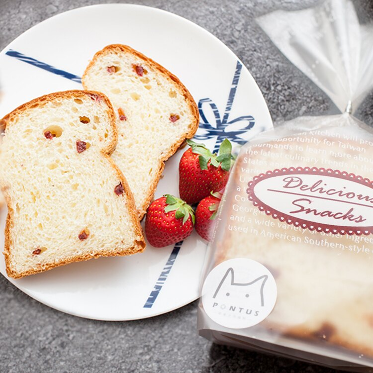 【2/16-2/23限時限量~1元搶購】大湖草莓布里歐吐司!細緻口感X香濃草莓閨蜜分享2入組