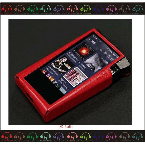 弘達影音多媒体 Astell&Kern  A&norma  SR15  原廠皮套   紅色