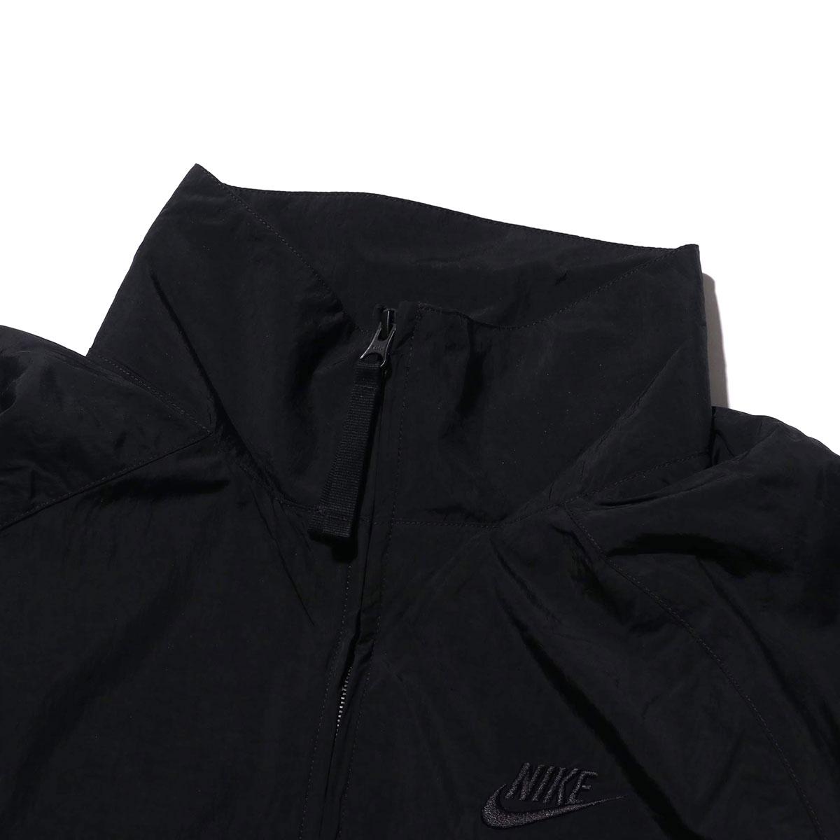(冬季出清)【NIKE】Sportswear 大LOGO外套 編織外套 外套 黑 男女 AR3133-010 (palace store) 3