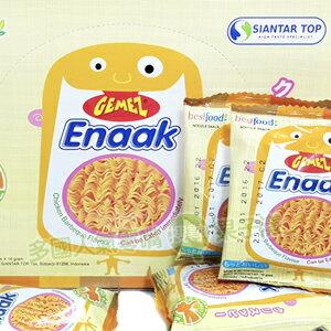 果子漾:Enaak點心脆麵(整盒30小包入)[IN010A]小雞麵