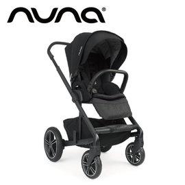 NUNA-mixx 豪華三合一推車 升級橡膠胎 黑/灰『121婦嬰用品館』