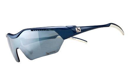 【【蘋果戶外】】720armour T948B2-18-H Hitman-亞洲版 亮閃深藍 灰白水銀多層鍍膜 運動太陽眼鏡 防風眼鏡 防爆眼鏡 自行車太陽眼鏡