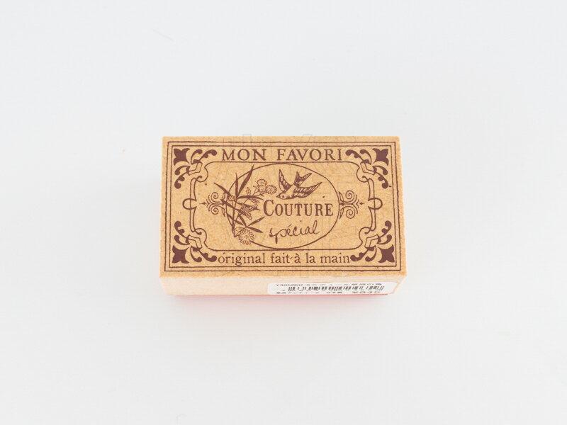 *小徑文化*日本進口手作雑貨 TOKYO ANTIQUE stamp - クチュール草原の鳥 ( Y3050KU-S )