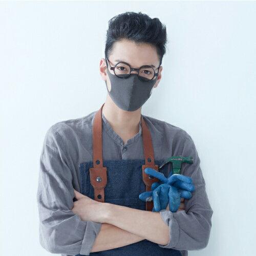 《日本製》PITTA高密合可水洗口罩 一包3入(黑 / 灰 / 白) 1