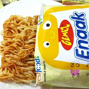 果子漾:Enaak點心脆麵(單包)[IN010]小雞麵