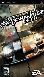 【全新未拆】PSP 極速快感 全民公敵 NEED FOR SPEED MOST WANTED 5-1-0 英文版 台中