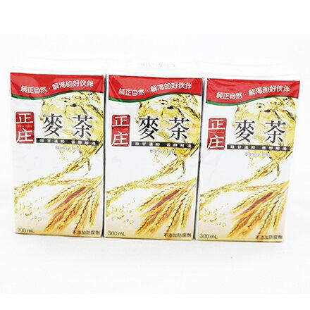[敵富朗超市]光泉正庄麥茶(6入)
